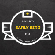 Early Bird Admission